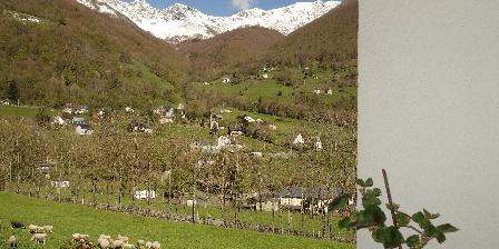 Location Saisonnière Chalet Yassete Vue de la cuisine