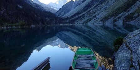 Location Saisonnière Chalet Yassete Le lac de Gaube