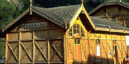 Location Saisonnière Chalet Yassete La gare