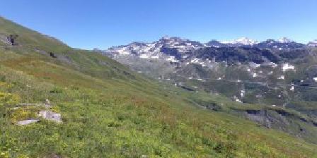 Chalet Les Clarines La montagne en été