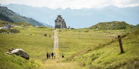 Chalet Les Clarines Vue sur la montagne