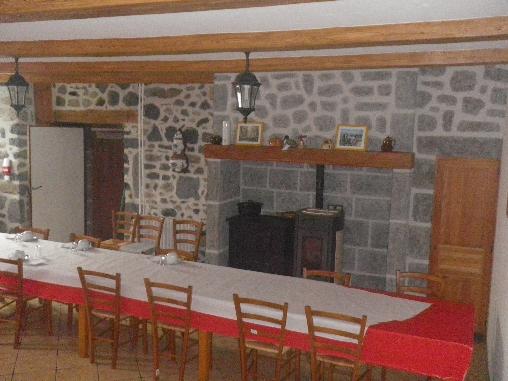 Gastzimmer Cantal -