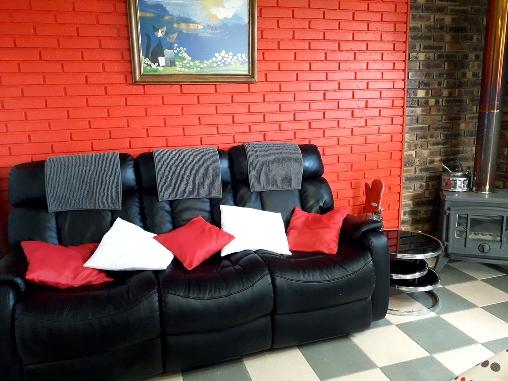 Chambre d'hote Ardennes - salon