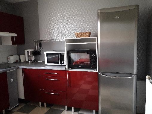 Chambre d'hote Ardennes - cuisine équipée