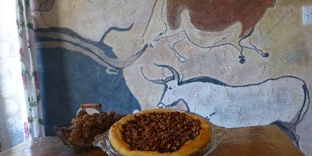 Gite Mémé Cantou La tarte aux noix
