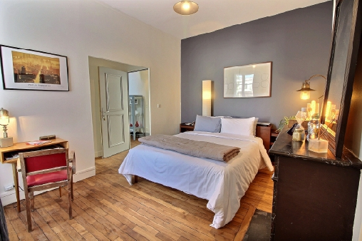 bed & breakfast Loiret - Jehan Dunois Bedroom