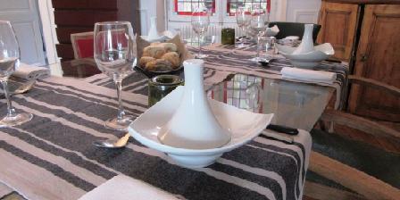 La Villa Dunois Table d'hôtes