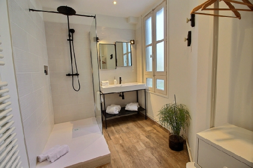 bed & breakfast Loiret - Jehan Dunois bathroom
