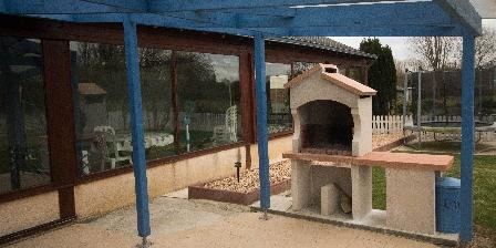 O Gîte Bleu Barbecue