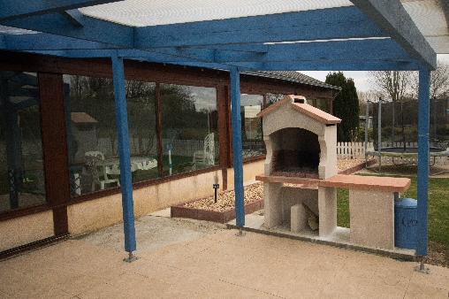 bed & breakfast Maine-et-Loire - Barbecue