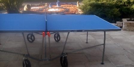 O Gîte Bleu Ping-pong