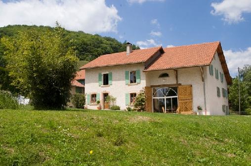 Chambre d'hote Isère - La Maison de Joanny