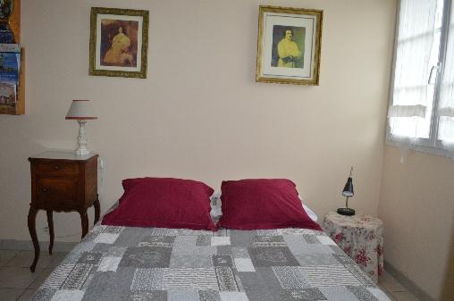 Chambre d'hote Indre-et-Loire - chambre Balzac1 lit de 140