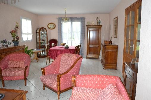 Chambre d'hote Indre-et-Loire - coté salle à manger