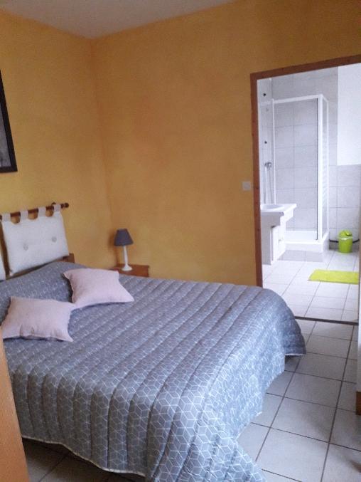 Chambre d'hote Nièvre - chambre 1