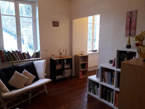 Chambre d'hote Nièvre - livres et jeux