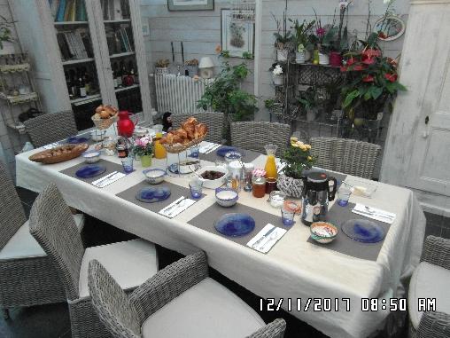Gastzimmer Calvados -