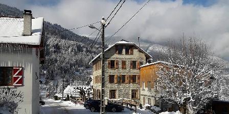 Gite de La Martinette Camp de base des activités hivernales
