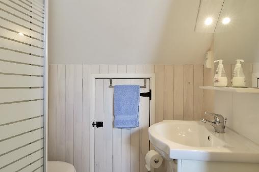 Chambre d'hote Morbihan - Salle de bain Famille