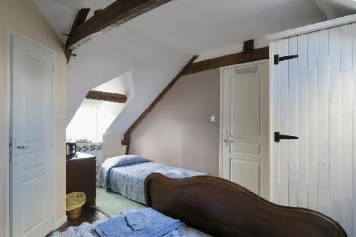 bed & breakfast Morbihan - Family room