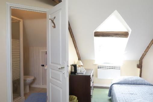 bed & breakfast Morbihan - Beedroom family 2