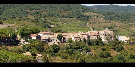 Barbaza Nadine Vue village Quintillan