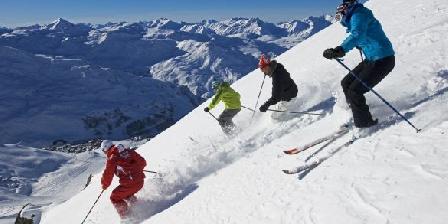 Les Gîtes de La Chalendière Le ski