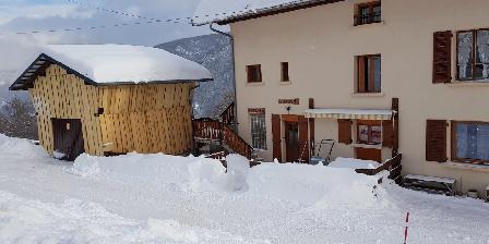 Les Gîtes de La Chalendière L'hiver