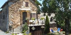 Ferienhäuser Aveyron, 350€+
