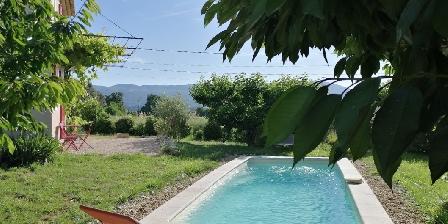 Les Hauts de Beyssan Le Petit Mas et sa piscine
