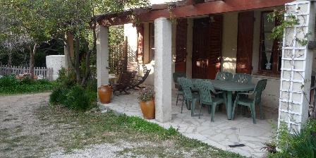 Ladurelle Location Villa Terrasse sud