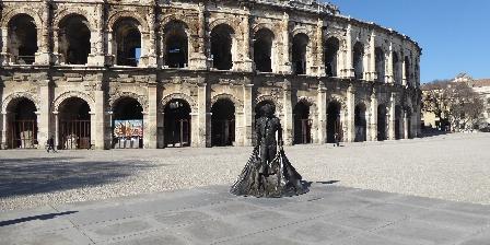 Le Mas des Sages BnB Les arènes de Nîmes