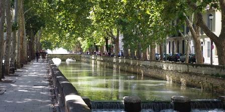Le Mas des Sages BnB Quais de la Fontaine à Nîmes