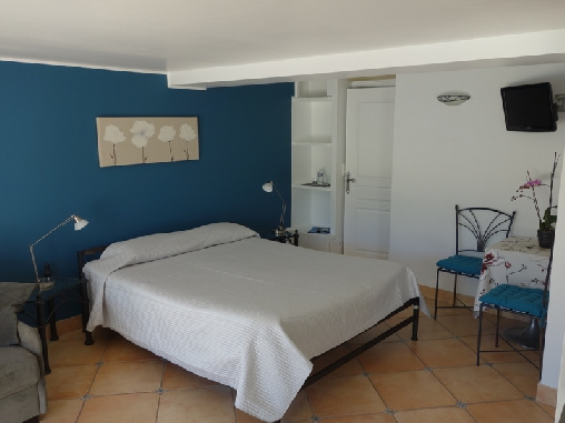 bed & breakfast Alpes Maritimes - Studio the Amandier