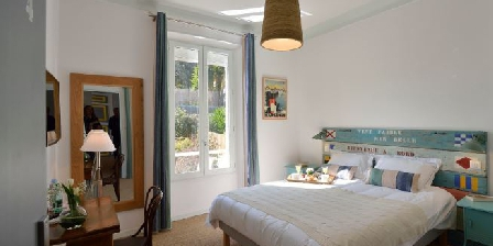 Villa du Roc Fleuri Chambre 4