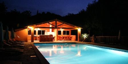 Gîte des Olives 4 étoiles en Provence Pool house