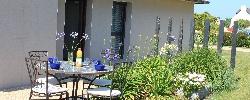 Chambre d'hotes Appartement  dans villa avec piscine privée 4 Pers