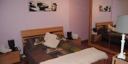 L'Occitane Chambre avec 1 lit 2 personnes