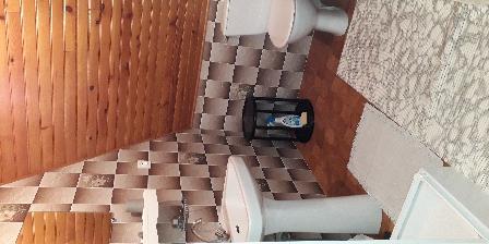 Chambre 4 Personnes Salle de bains