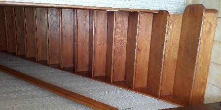 Chambre 4 Personnes Montée d'escalier