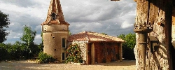 Bed and breakfast Gîtes du Pigeonnier Mas de Saillac