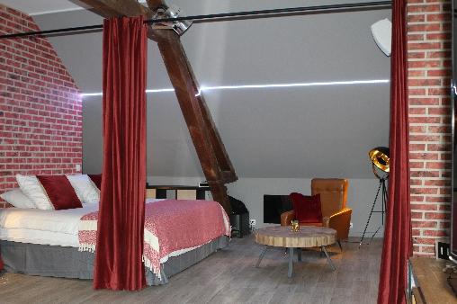 Chambre Loft Robert de Luzarches