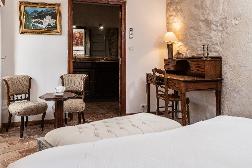 chambre le roc sur l'orbieu maison le four à pain Carcassonne