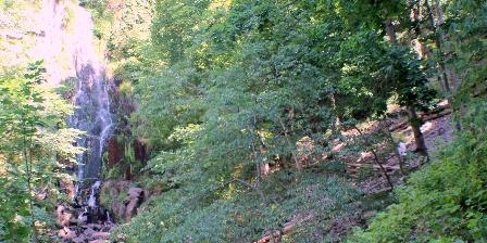 Gîte du Nideck Grande Cascade du Nideck