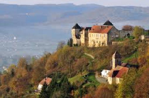 village médiéval à 5mn