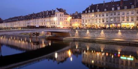 Au Cadran Solaire  Chambre de Charme Besançon, ville élue au patrimoine mondial