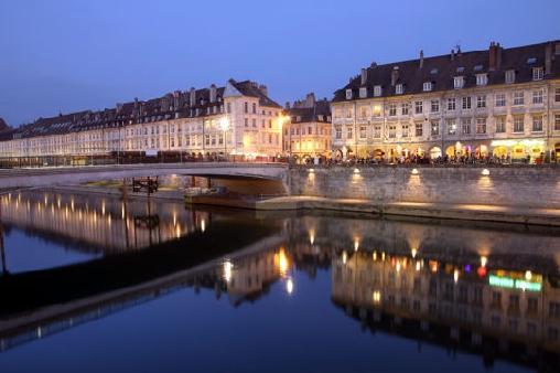 Besançon, ville élue au patrimoine mondial
