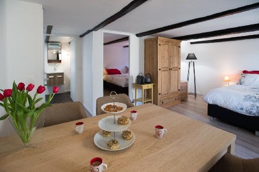 Chambre d'hote Puy-de-Dôme - Suite Pradeaux