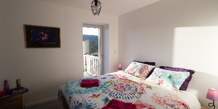 Le Moulin Malin Double room Montpeloux