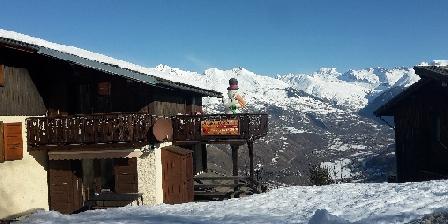 Chalet La Verdache Pied des pistes